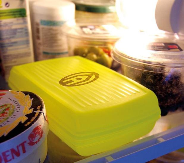 Nog geen gele doos in Wevelgemse koelkast