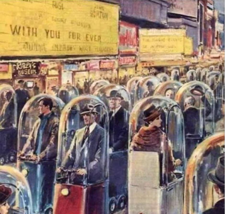 Factcheck: Nee, dit beeld uit 1962 voorspelde het coronavirus niet