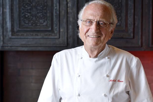Invloedrijke chef Michel Roux gestorven op 79-jarige leeftijd