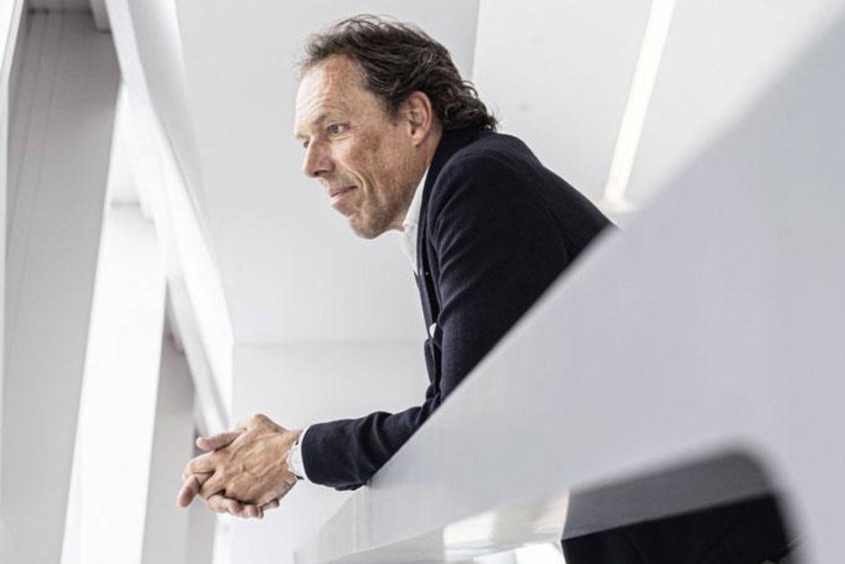 Jacques Vandermeiren (CEO Port of Antwerp): 'We moeten willen pionieren'