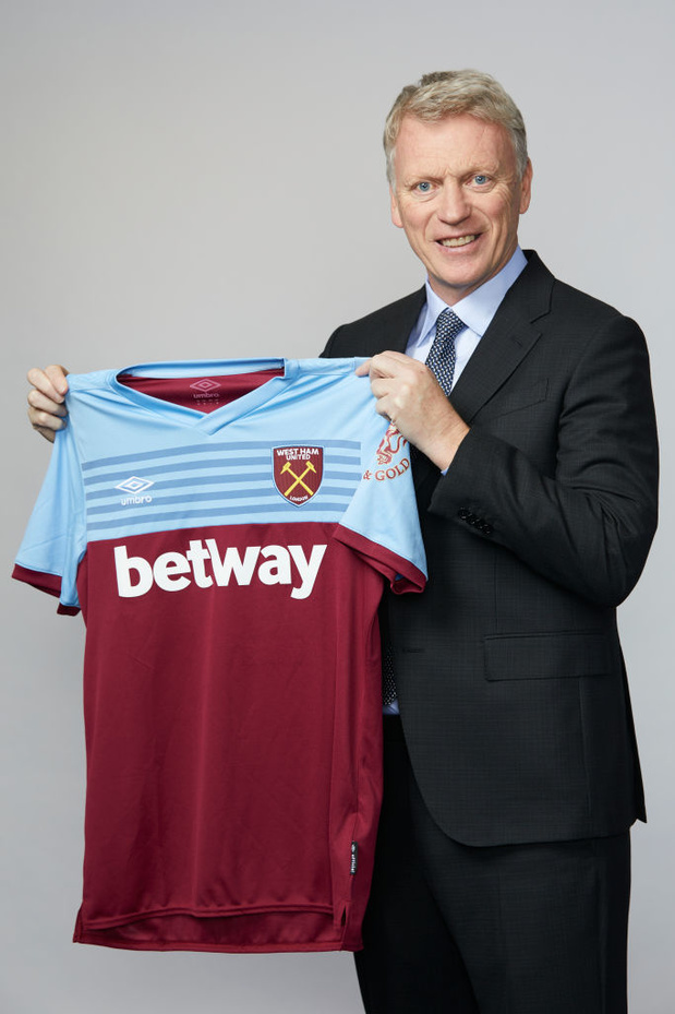 David Moyes remplace Manuel Pellegrini à West Ham