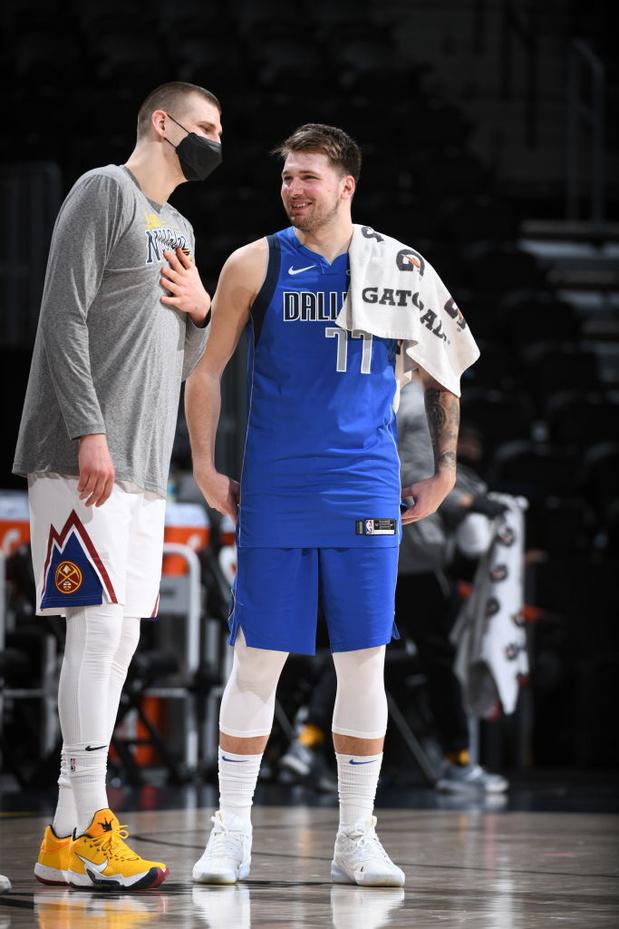 NBA: les Européens présents en nombre dans le meilleur cinq de la saison