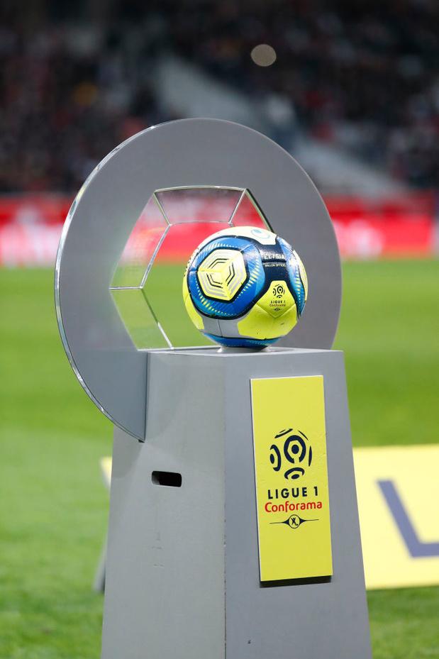 Fin de la saison de Ligue 1: le sport professionnel ne reprendra pas en France