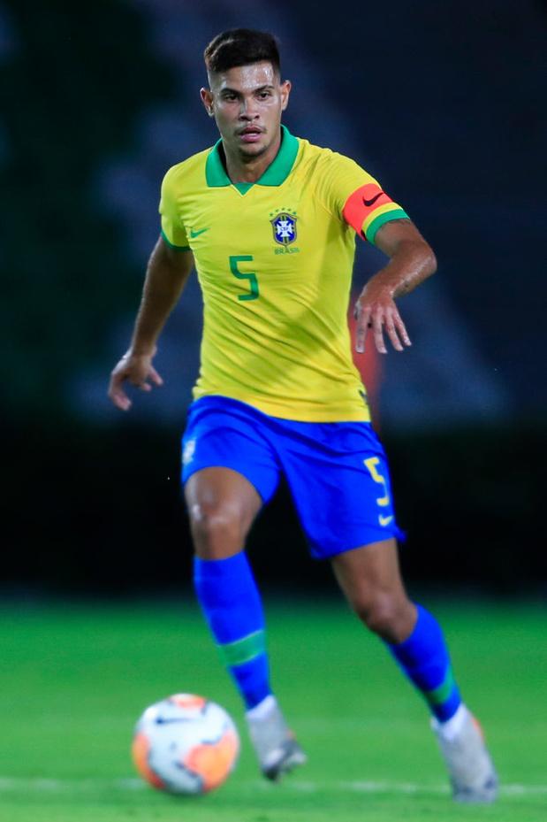 Lyon débourse 20 millions pour le Brésilien Bruno Guimaraes