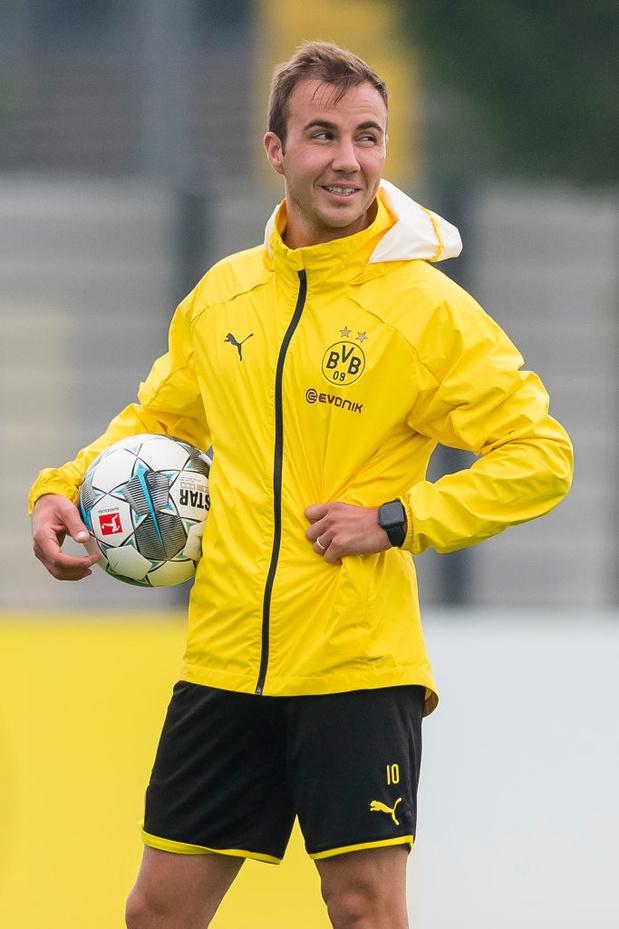 Mario Götze rejoint le PSV