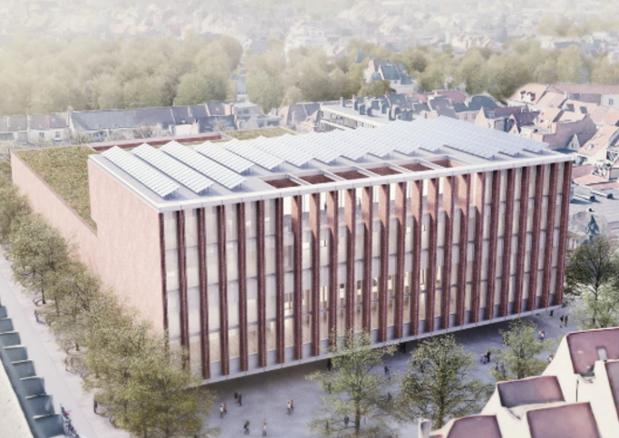 Brugge investeert 305 miljoen euro in nieuwe projecten