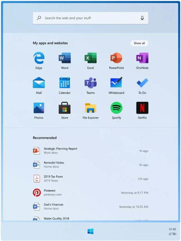 Lek suggereert dat Windows 10X naar laptops komt