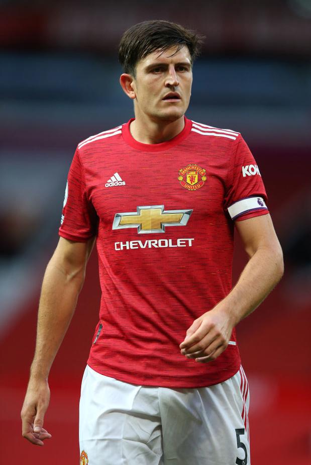 Maguire, le colosse aux pieds d'argile de Manchester United