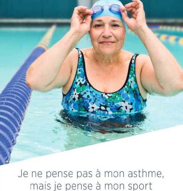 Partner Content: l'asthme et le sport