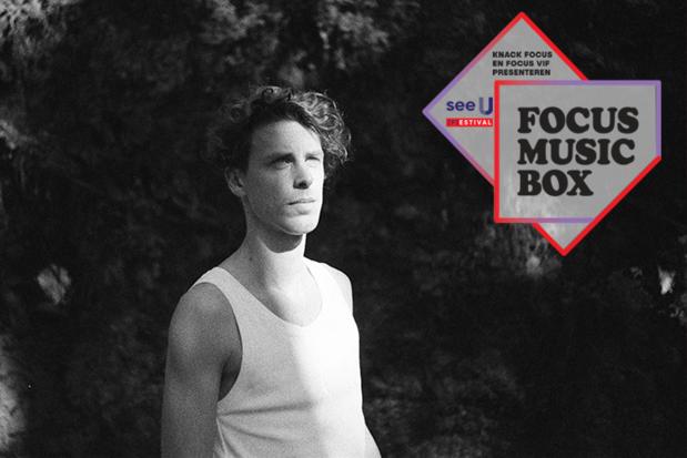 Nordmann-drummer Elias Devoldere stelt solodebuut voor op Focus Music Box