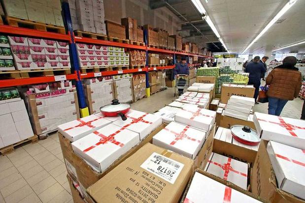 """Mere, l'""""Aldi russe"""", débarque en Belgique: le grand retour du discount austère"""