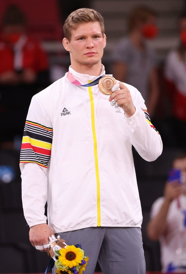 Tokyo 2021 - Judo: Matthias Casse offre une deuxième médaille (de bronze, cette fois) à la Belgique