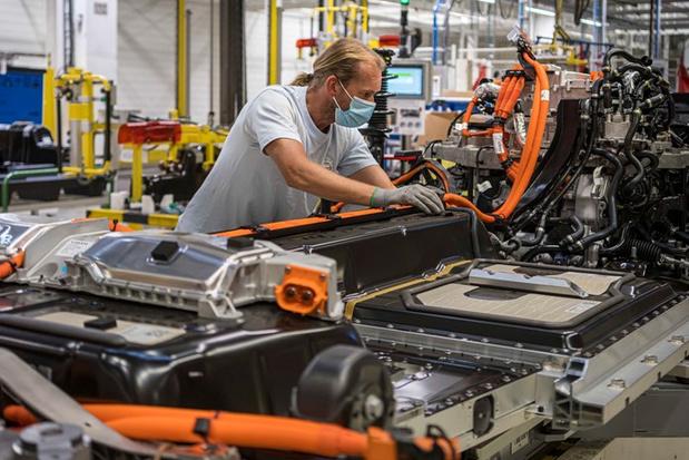 Volvo verhoogt elektrische productie in Gent