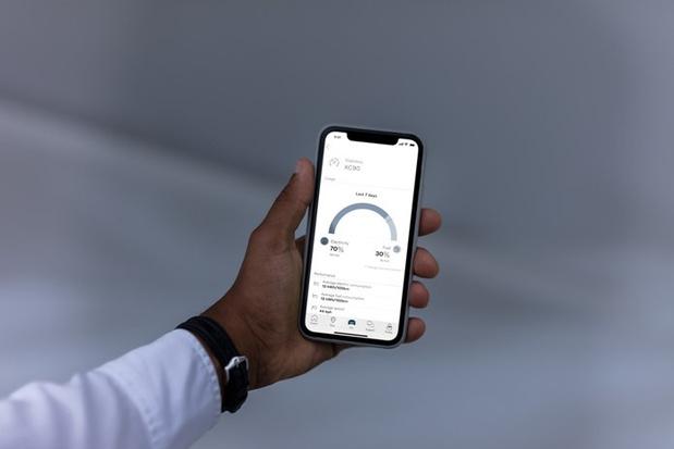 Volvo lance une appli pour la conduite électrique