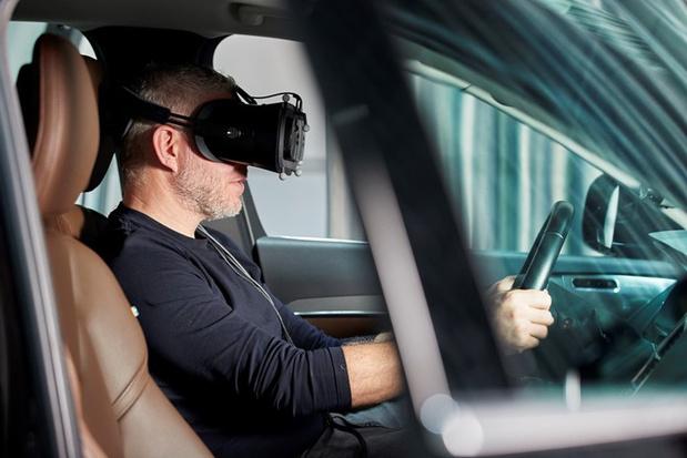 Des Volvo plus sûres grâce aux jeux vidéo