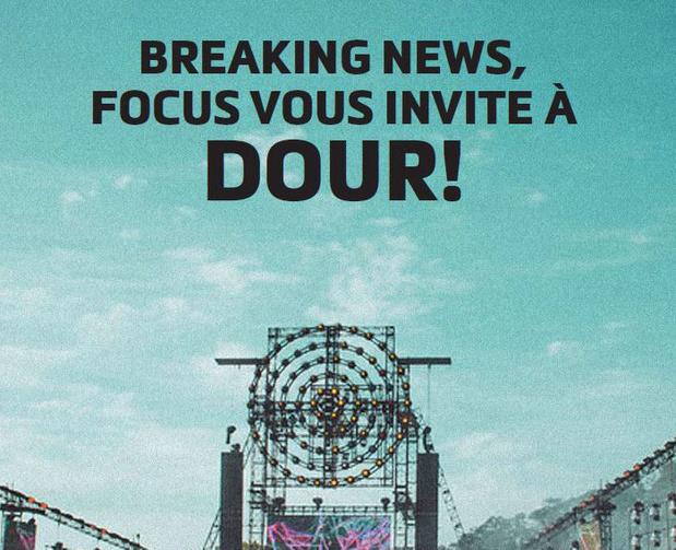 Tentez de remporter l'un des 25 duotickets 1 jour ou l'un des 2 duotickets VIP 1 jour pour le Dour Festival !