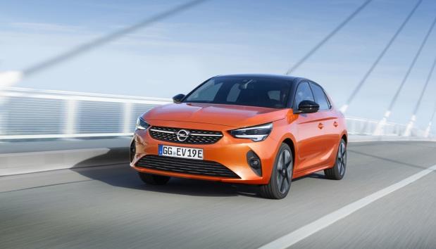 Opel prijst elektrische Corsa-e