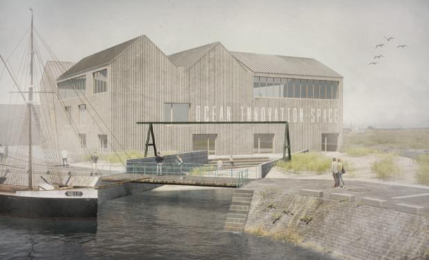 VLIZ bouwt 'Ocean Innovation Space'