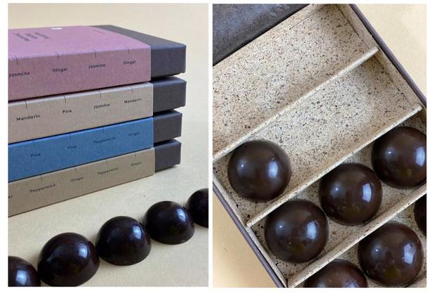 Lekkere 'pilletjes': werkt chocolade als welzijnsbehandeling?