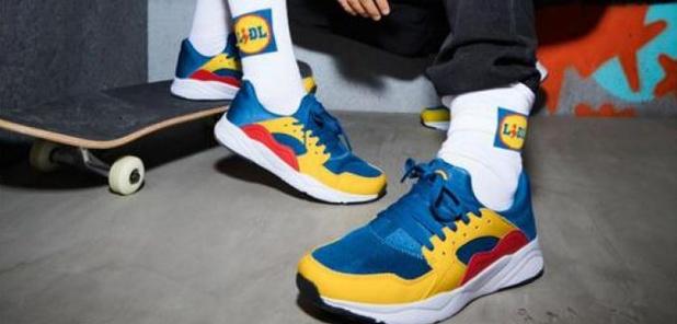 """Des baskets Lidl revendues 1.200 euros: '""""La mode des riches, c'est aussi le pillage de la culture des pauvres"""""""