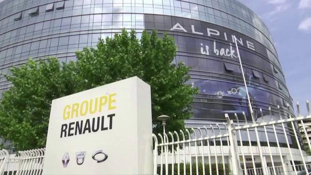 Renault kan 5 miljard euro lenen met Franse staatsgarantie