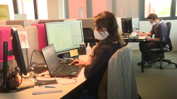 """Le suivi des contacts, un """"moyen de prédilection"""" contre la pandémie (Ordre des médecins)"""
