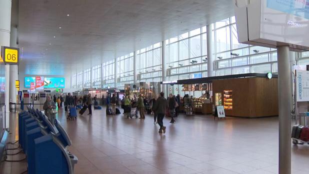Slechts half miljoen passagiers op Brussels Airport in juli