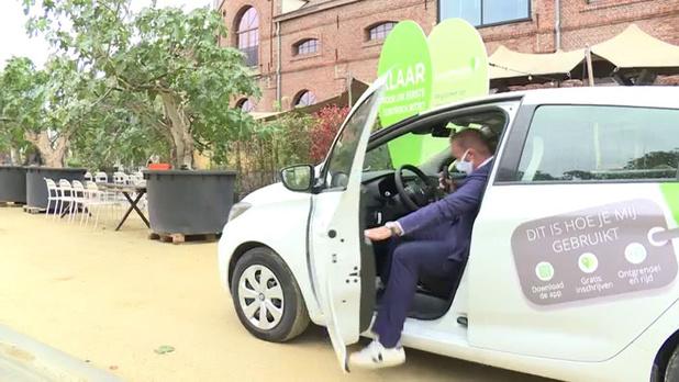 GreenMobility voegt Brussel toe aan autodeelnetwerk (video)