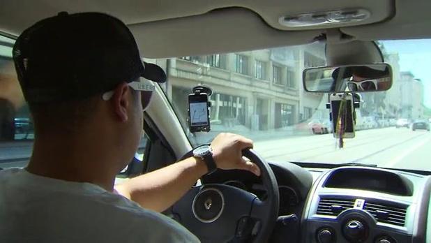 Californie: les chauffeurs Uber seront désormais des employés