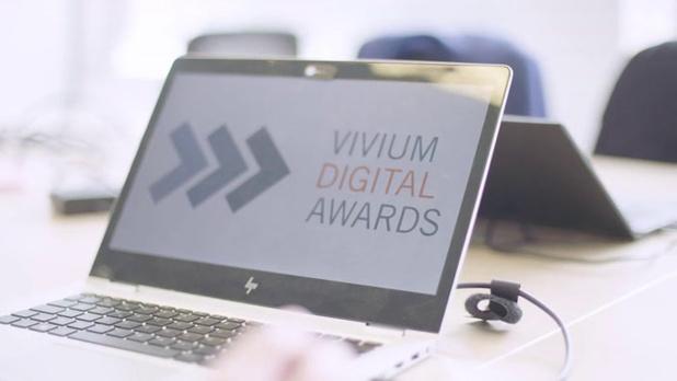 WeGroup is de grote winnaar van de Vivium Digital Awards