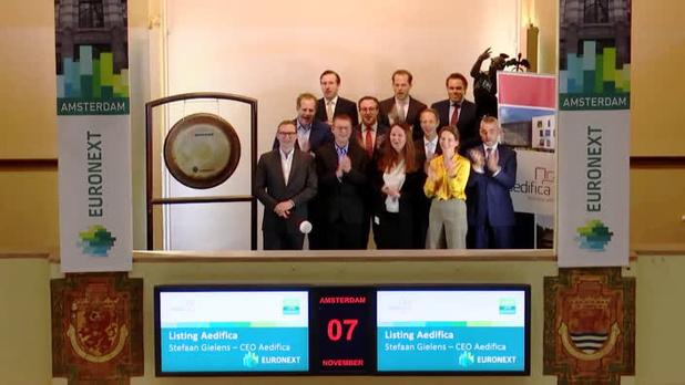 Aedifica investeert ruim 100 miljoen in zorgvastgoedsites in Nederland en Finland