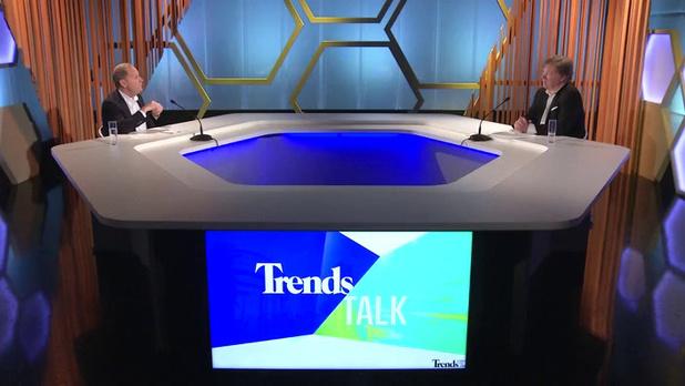 TrendsTalk avec Roland Gillet
