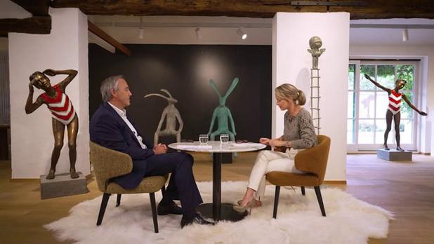 Trends Summer Talk avec Bruno de Thibault
