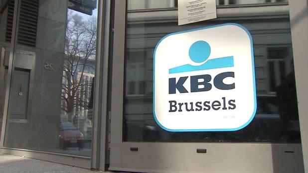 KBC verwacht negatieve impact van 400 miljoen euro in eerste kwartaal