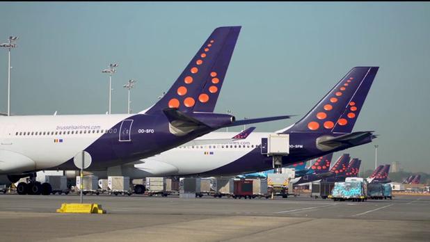 Préavis de grève en front commun pour le personnel de cabine chez Brussels Airlines