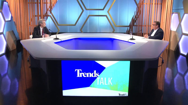Trends Talk avec Jérôme van der Bruggen