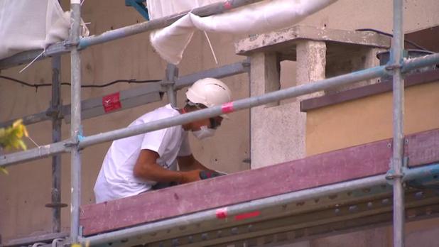 Retards et hausses de prix  dans la construction à cause de la pénurie de matériaux