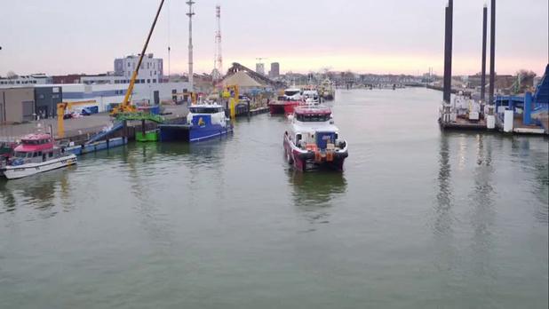 Haven Oostende bouwt fabriek voor groene waterstof