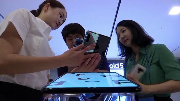 'Samsung gaat nieuwe Galaxy Note uitstellen door chiptekort'