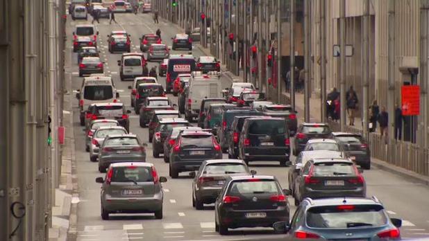 Uitstoot in Brussel fel verminderd door lage-emissiezone
