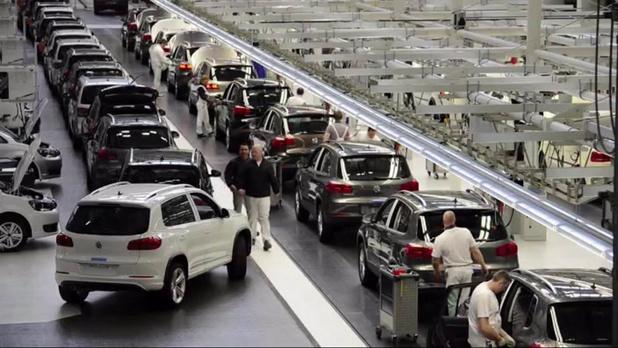 La part des voitures diesel s'effrite en Europe