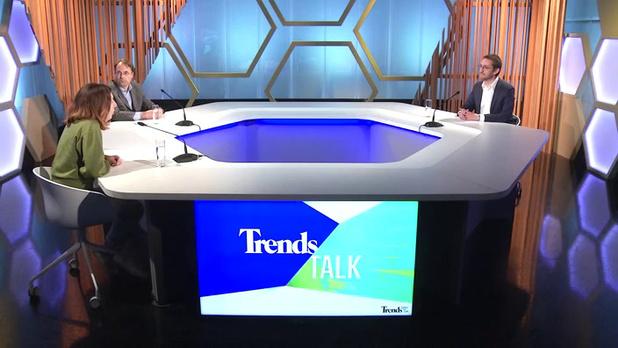 Trends Talk avec Muriel Bernard et Benoît De Bruyn