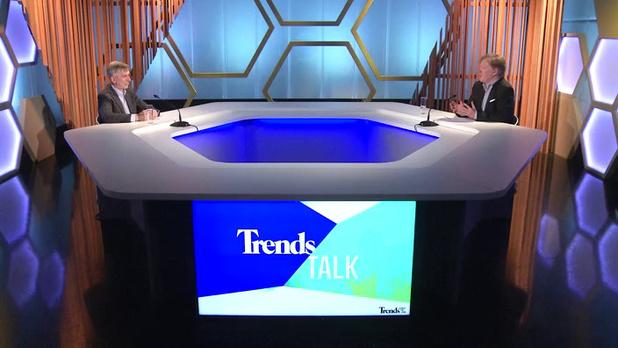 Trends Talk avec Jacques Crahay