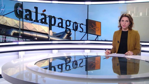 Topman Galapagos draagt deel verantwoordelijkheden over aan Bart Filius