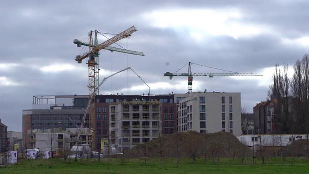 Quasi 60% des entreprises de construction en difficultés si la crise dure jusque fin avril