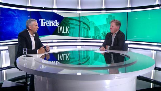 Trends Talk avec Fabrice Pelzer