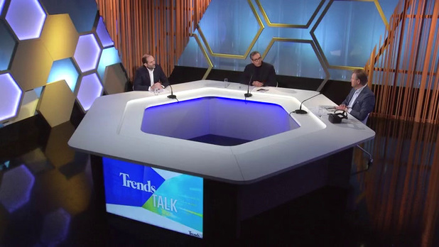 TrendsTalk avec Anders Böhlke et Edouard Cambier