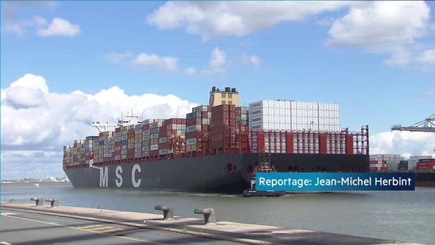 Les exportations belges en baisse de près de 20% lors du premier confinement