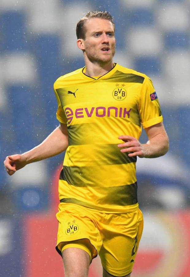 Dortmund résilie le contrat d'André Schürrle