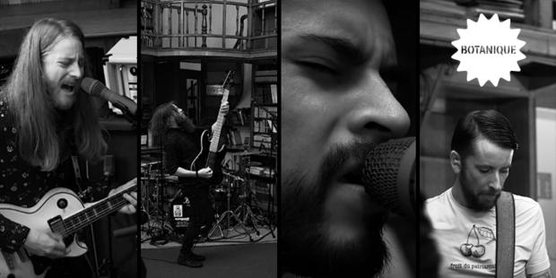 LOUDfest: le meilleur de la nouvelle scène heavy belge ce samedi au Bota (vidéos)
